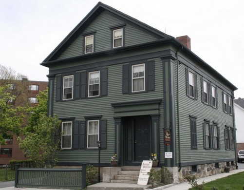 Lizzie Borden Bed & Breakfast Museum