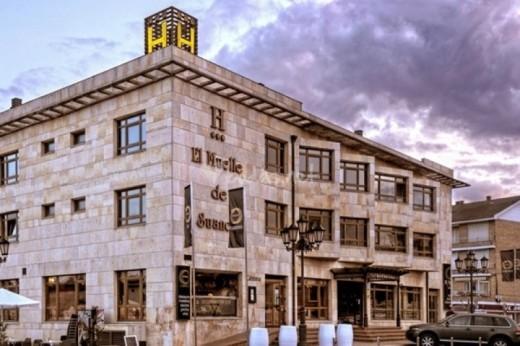 Hotel El Muelle de Suances