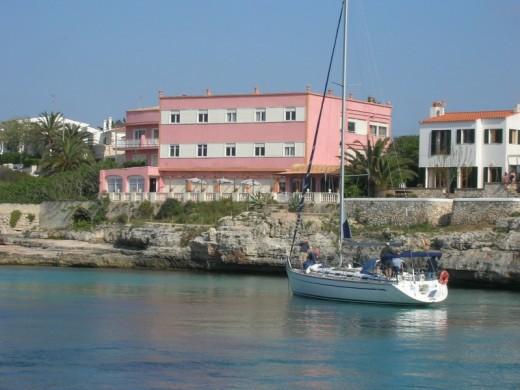 Hoteles Cala Bona - Mar Blava