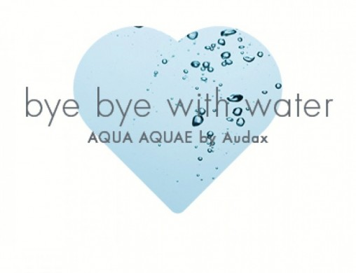Bye Bye with water