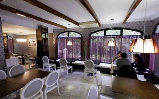 Cafetería y restaurant