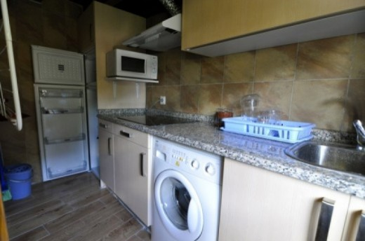 Apartamento 2 - Cocina