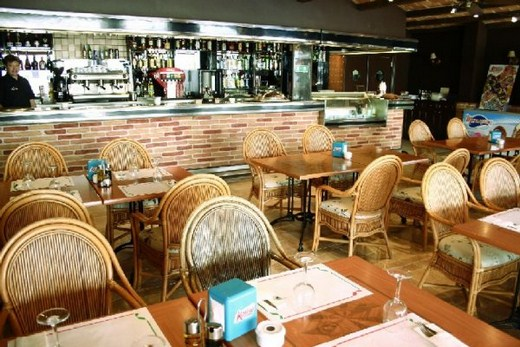 Restaurante-Pizzería La Góndola