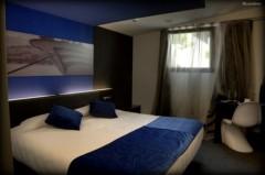 habitación doble económica: