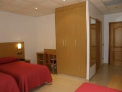 Habitació Triple - 1 matrimoni / 2 individuals