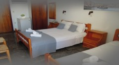 Triple Room Single Seaview