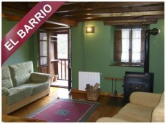 El Barrio. Houses for two (people)