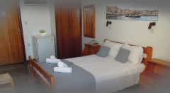 Double Bed Partial Seaview